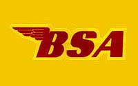 Vintage BSA Motorcycle Ads