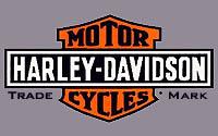 Vintage Harley-Davidson Motorcycle Ads