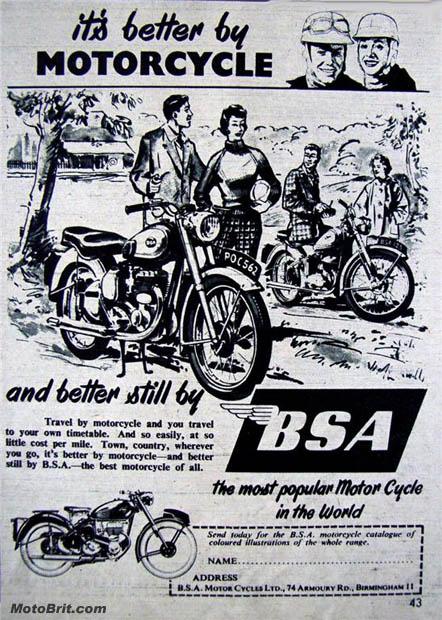Better By BSA