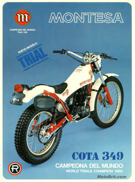 Montessa Cota 349