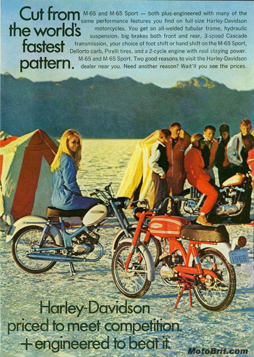 1968 M-65 Sport