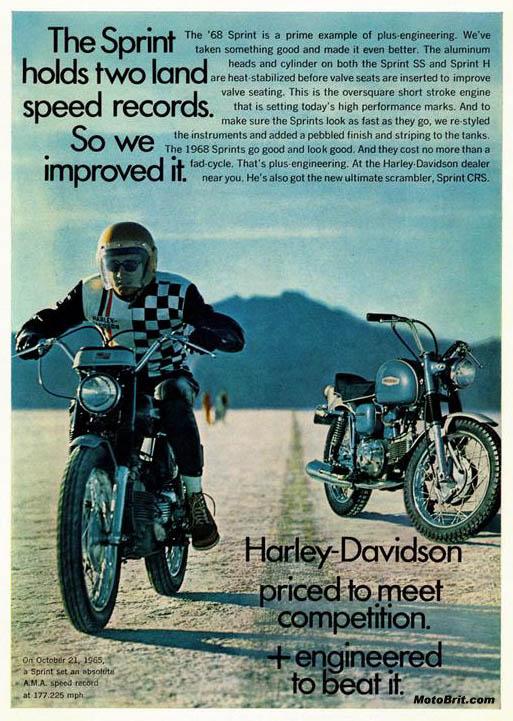 1968 Sprint