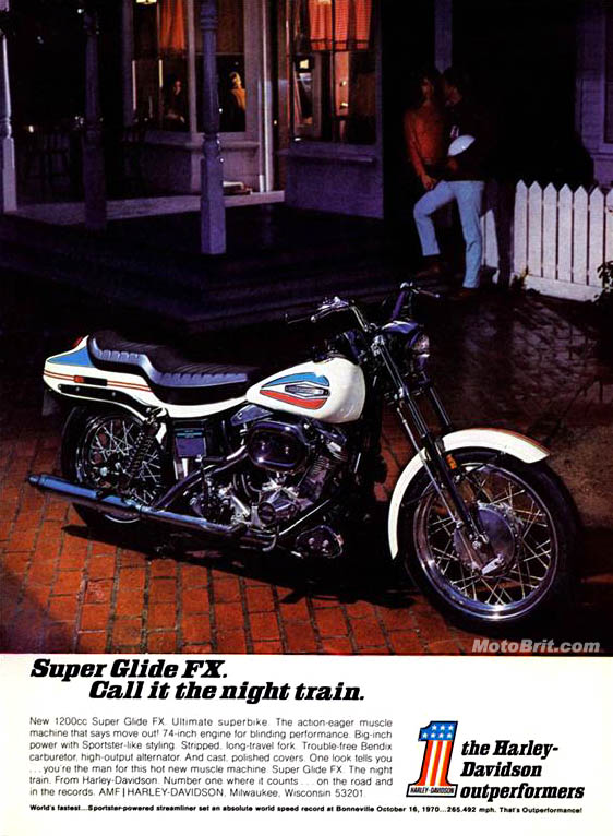 Harley-Davidson Super Glide FX