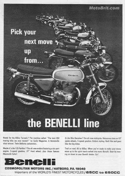 Benelli Line
