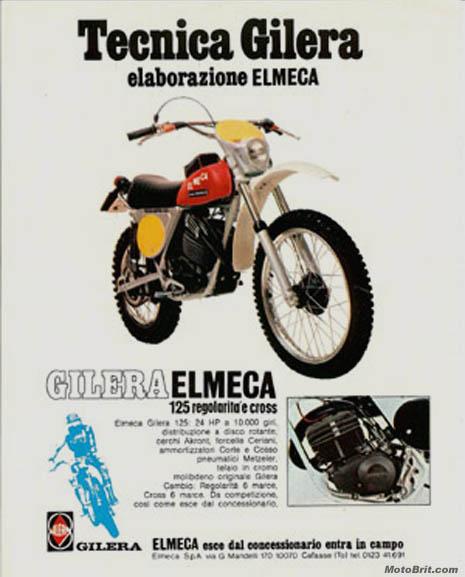 1979 Gilera 125cc