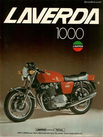 1976 Laverda 1000cc