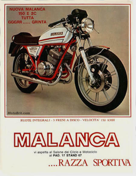 Melanca 125cc