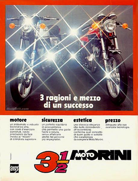 Moto Morini 350cc