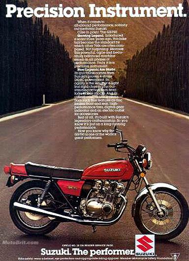 1977 Suzuki GS-750