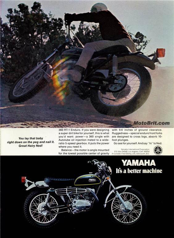 Yamaha 360 RT-1