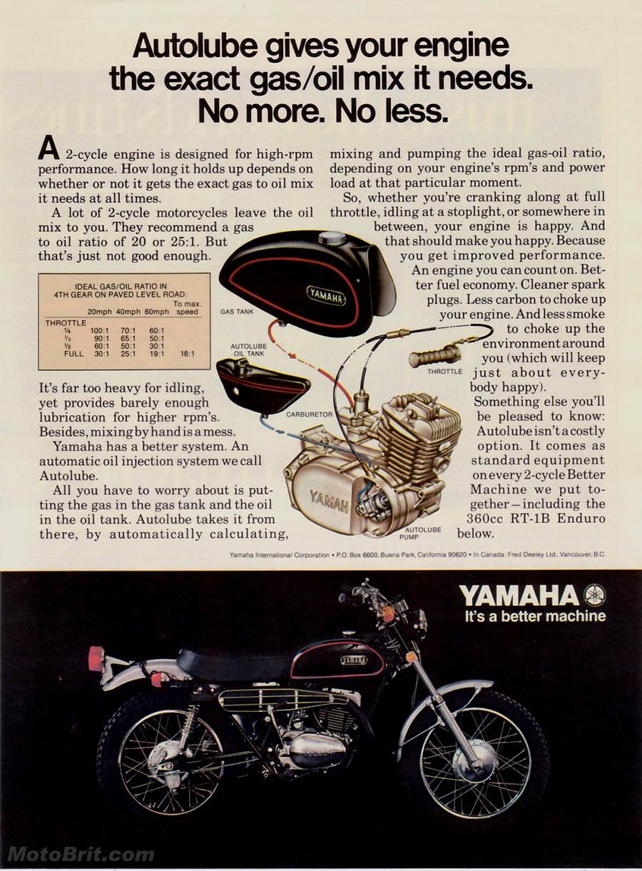 Yamaha 360 RT-1B