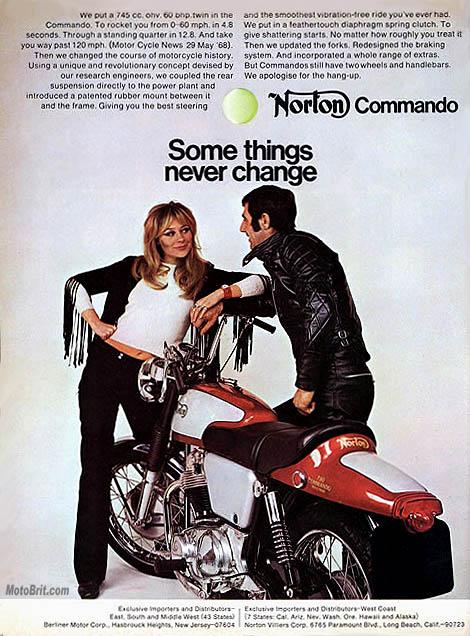 Norton Fastback