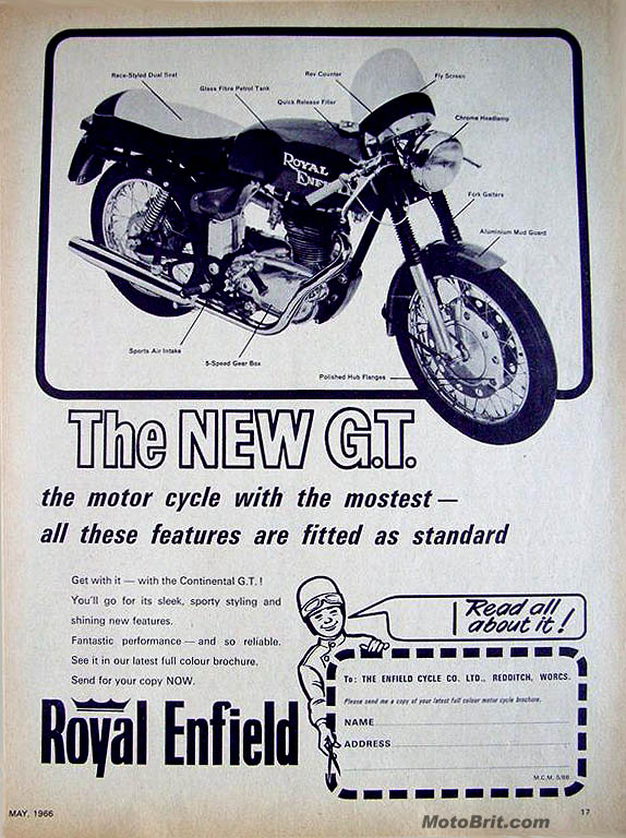 Royal Enfield GT