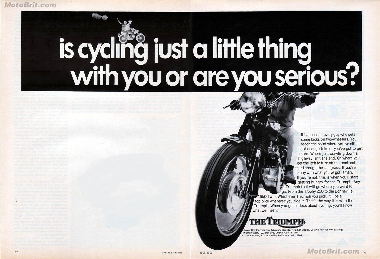 1968 Triumph