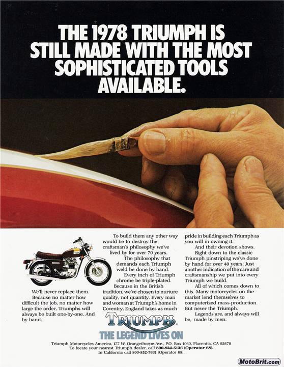 1978 Triumph