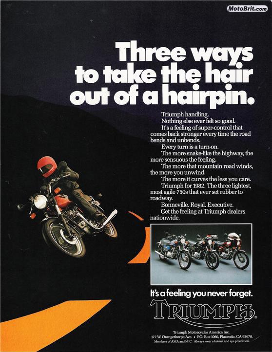 1982 Triumph