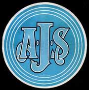 Vintage AJS Motorcycle brochures