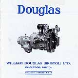 1935 Douglas motorcycle brochure