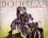 1938 Douglas motorcycle brochure