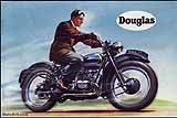 1949 Douglas motorcycle brochure