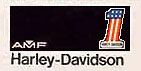 Vintage Harley-Davidson Motorcycle brochures