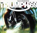 1969 Triumph motorcycle brochure