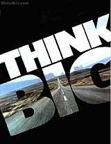 1971 Triumph motorcycle brochure
