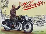 1937 Velocette motorcycle brochure