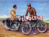 1939 Velocette motorcycle brochure