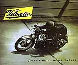 1960 Velocette motorcycle brochure