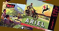 Vintage Motorcycle Brochures