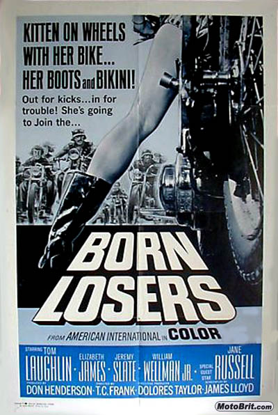 Born Losers Movie Poster