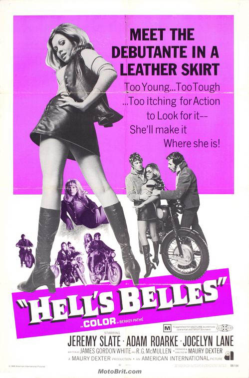 Hell's Belles Movie Poster