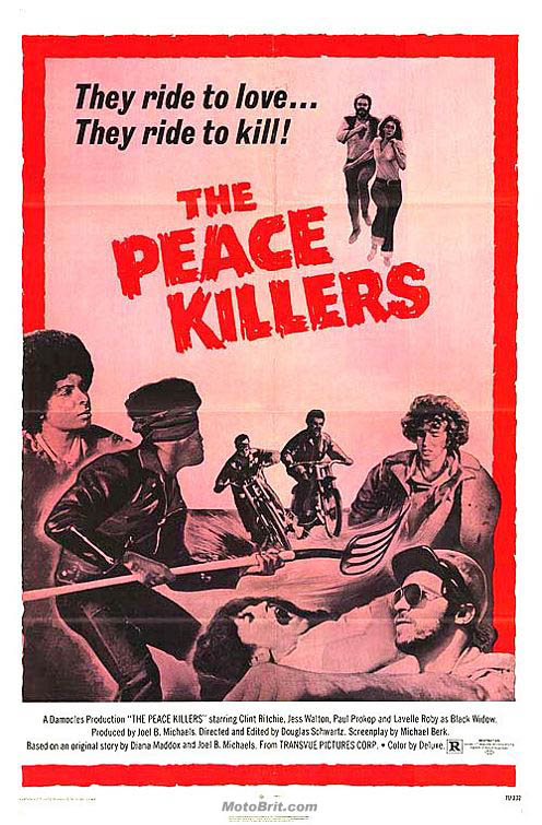 The Peace Killers Movie Poster