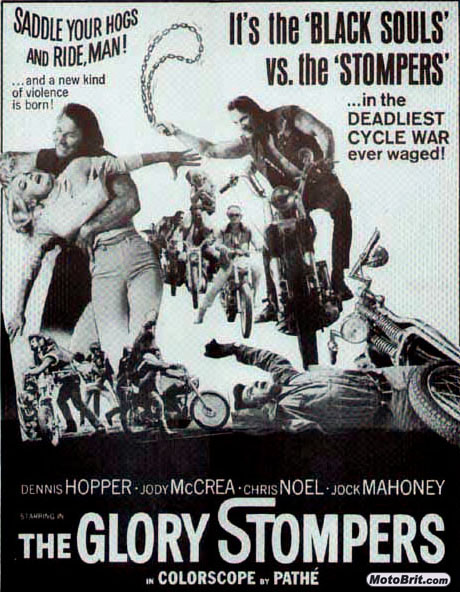 The Glory Stompers Movie Poster