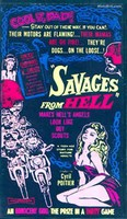 Savages From Hell - Movie